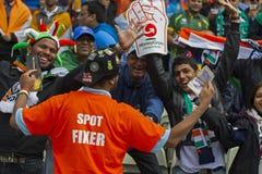 ICC Champions Trophy India v Pakistan Royalty Free Stock Photo