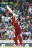 ICC Champions Trophy Pakistan v West Indies Royalty Free Stock Photos