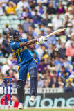 ICC Champions Trophy Sri Lanka and Australia Royalty Free Stock Images
