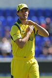 ICC Champions Trophy Warm Up Match India v Australia Royalty Free Stock Photos