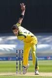 ICC Champions Trophy Warm Up Match India v Australia Stock Image