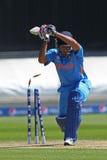ICC Champions Trophy Warm Up Match India v Australia Stock Images