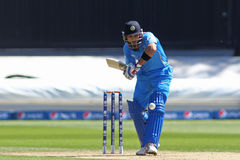ICC Champions Trophy Warm Up Match India v Australia Royalty Free Stock Photo