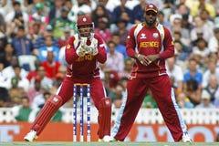 ICC Meister-Trophäe Pakistan V Antillen lizenzfreie stockfotos