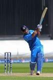 ICC mistrza trofeum Grże Up Zapałczanego India v Australia Obraz Stock