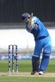 ICC mistrza trofeum Grże Up Zapałczanego India v Australia Obrazy Stock