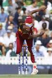 ICC mistrza trofeum Pakistan v Zachodni Indies Obrazy Stock