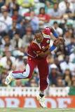 ICC mistrza trofeum Pakistan v Zachodni Indies Obrazy Royalty Free