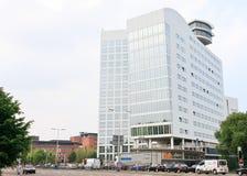 ICC Tribunal Pénal d'International, la Haye Photographie stock libre de droits