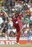 ICC trofeo Paquistán v las Antillas de los campeones fotos de archivo libres de regalías