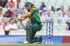ICC trophée Angleterre semi finale v Afrique du Sud de champions Images libres de droits