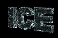 Ice Royalty Free Stock Photo