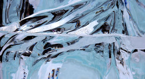 Ice abstract Royalty Free Stock Images