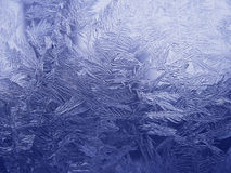Ice abstraction Royalty Free Stock Image