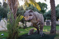 Ice Age and Dinosaurs exhibition Royalty Free Stock Photos