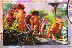 Ice Age Royalty Free Stock Images