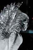 Ice Angel Royalty Free Stock Photos