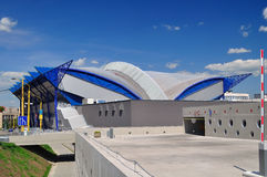 Ice Arena in Kosice. Slovakia Stock Photo