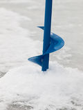 Ice Auger Stock Images