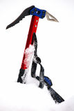 Ice axe Stock Photography