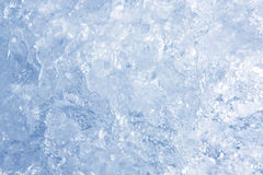 Ice background Stock Photography