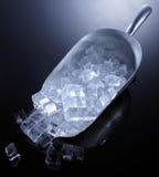 Ice background Royalty Free Stock Image