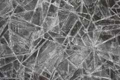 Ice background Stock Images