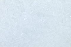 Ice background macro background Stock Image
