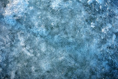 Ice background. Stock Images