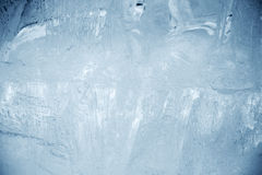 Ice Background. A piece of ice back lit. Close-up Royalty Free Stock Photo