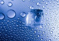 Ice backgrounds Royalty Free Stock Photos