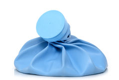 Ice Bag Stock Photo
