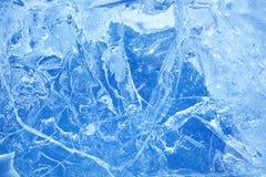 Ice of Baikal Royalty Free Stock Image