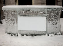 Ice bar Stock Image