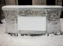 Ice bar Stock Image