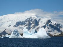 Ice berg Royalty Free Stock Photos