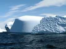 Ice berg Stock Images