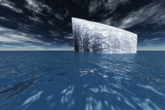 Ice Bergs Royalty Free Stock Images