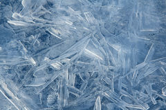 Ice blue background royalty free stock photography
