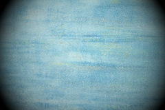 Ice blue obsolete wall background Stock Images