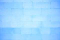 Ice brick wall texture Royalty Free Stock Photography