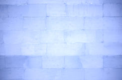 Ice brick wall Stock Photography
