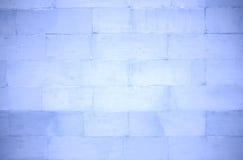 Ice brick wall Stock Photography