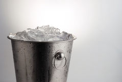 Ice bucket Stock Photos