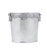 Ice bucket Royalty Free Stock Image