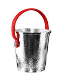 Ice Bucket Royalty Free Stock Photography