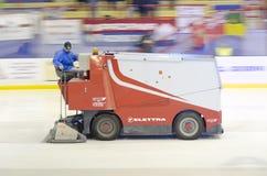 Ice car Royalty Free Stock Photo