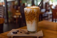 Free Ice Caramel Macchato Stock Images - 88348744