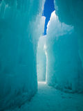 Ice Castles Royalty Free Stock Image