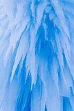Ice Castles Icicles And Ice Formations Stock Photos